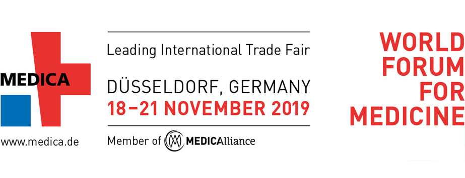 Medica Fair - Dusseldorf November 18th -21th